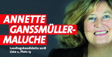 Annette Ganssmüller-Maluche