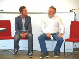 Harald Müller steht Rede und Antwort (mit Florian Schardt)