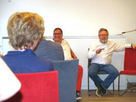 Harald Müller steht Rede und Antwort (mit Ralf Bönnemann)
