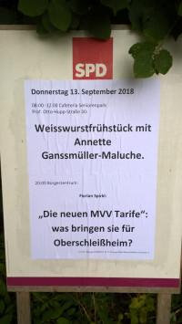 Ankündigung Veranstaltungen im September
